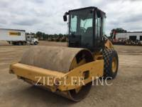 CATERPILLAR COMPATTATORE A SINGOLO TAMBURO VIBRANTE LISCIO CS56 equipment  photo 3