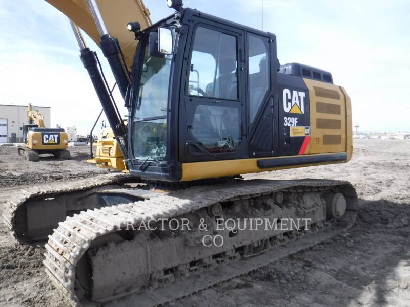 CATERPILLAR トラック油圧ショベル 329F L equipment  photo 1