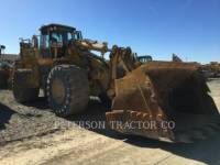 CATERPILLAR CARGADORES DE RUEDAS 988H equipment  photo 8