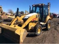 Equipment photo CATERPILLAR 420FST BACKHOE LOADERS 1