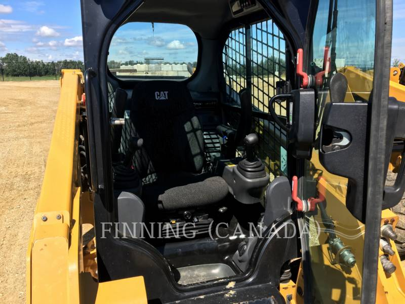 CATERPILLAR PALE COMPATTE SKID STEER 236D equipment  photo 5