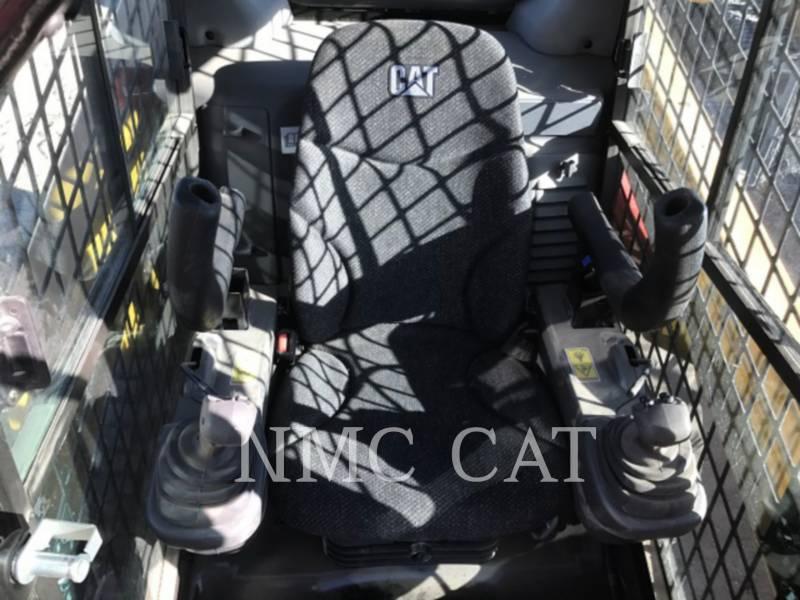 CATERPILLAR MINICARGADORAS 242D equipment  photo 5