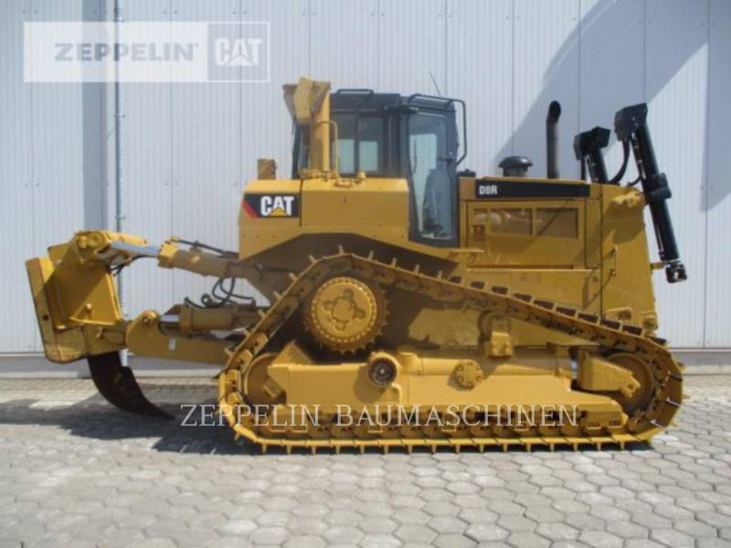 CATERPILLAR TRACTORES DE CADENAS D8R equipment  photo 6