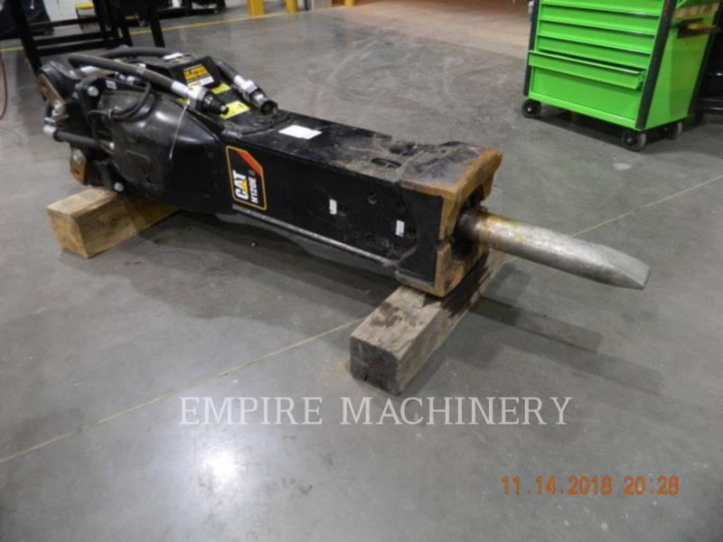 CATERPILLAR AG - HAMMER H120ES equipment  photo 1