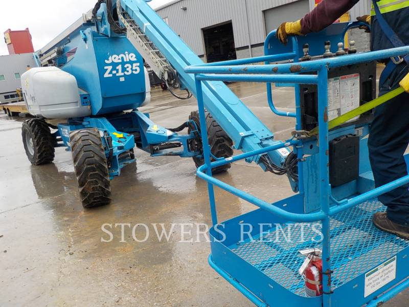 GENIE INDUSTRIES PIATTAFORME AEREE Z135 equipment  photo 2