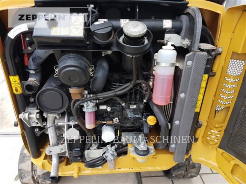 CATERPILLAR TRACK EXCAVATORS 301.4C equipment  photo 11