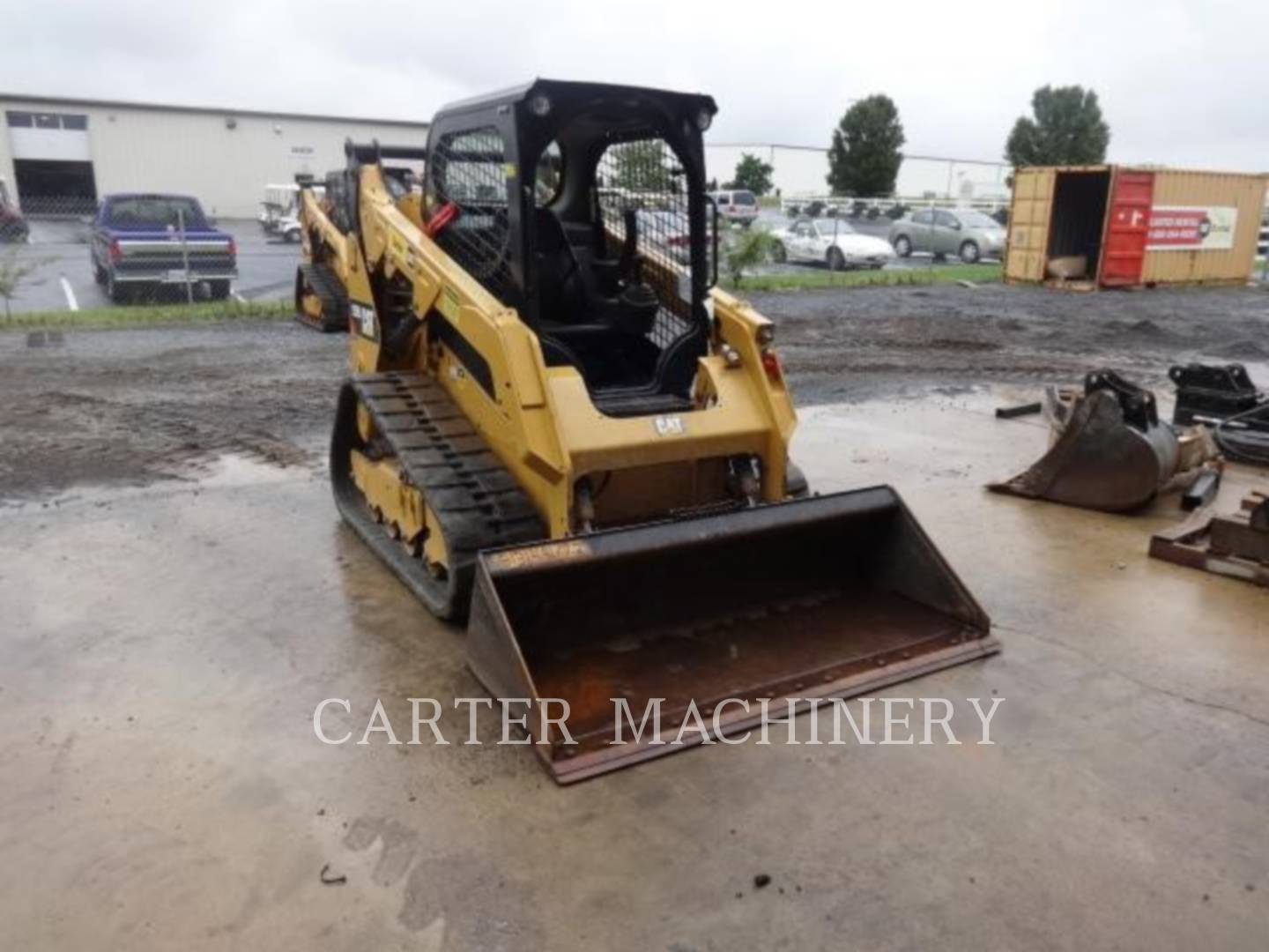 2016 CATERPILLAR 259D CYW