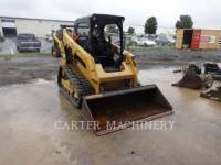 Equipment photo CATERPILLAR 259D CYW SKID STEER LOADERS 1