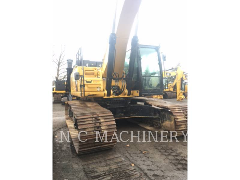 CATERPILLAR EXCAVADORAS DE CADENAS 349F L equipment  photo 4