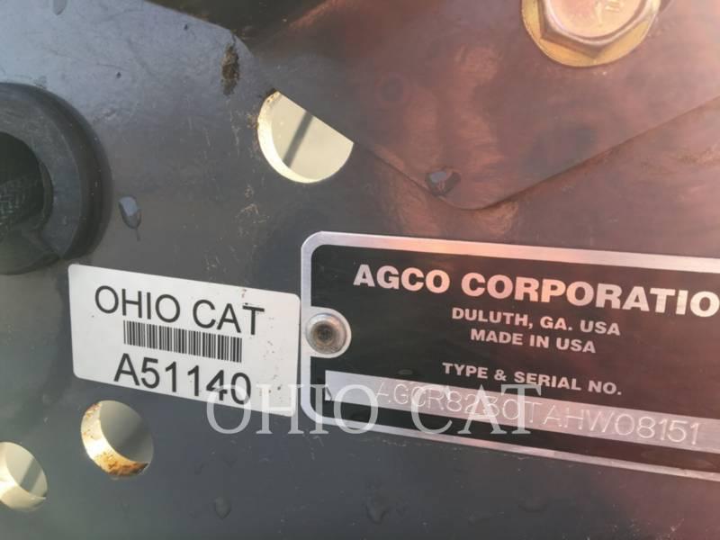 AGCO-GLEANER KOMBAJNY 8200T-30 equipment  photo 20