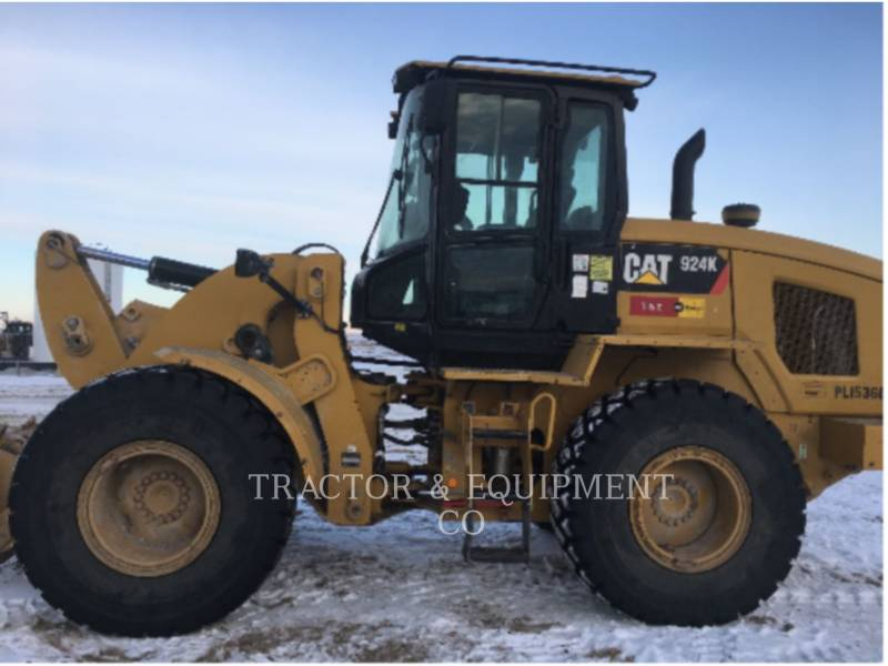 CATERPILLAR WHEEL LOADERS/INTEGRATED TOOLCARRIERS 924K equipment  photo 5