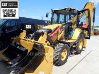 Equipment photo CATERPILLAR 427 F 2 CHARGEUSES-PELLETEUSES 1
