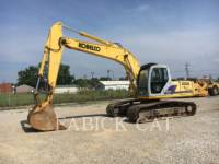Equipment photo KOBELCO / KOBE STEEL LTD SK210LC PELLES SUR CHAINES 1