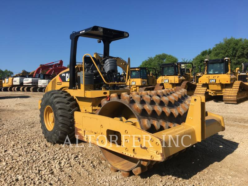 Caterpillar SUPORT TAMBUR SIMPLU PENTRU ASFALT CP56 equipment  photo 1
