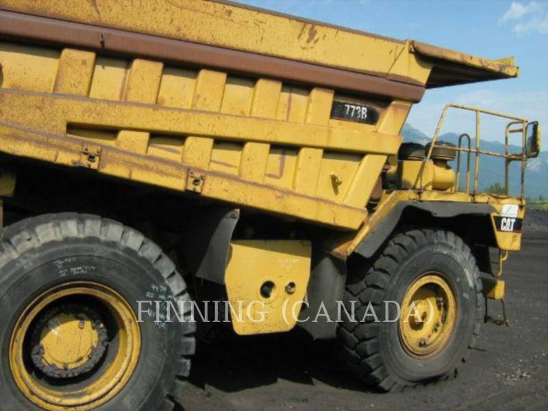 CATERPILLAR TOMBEREAUX DE CHANTIER 773B equipment  photo 2