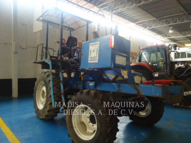 NEW HOLLAND LTD. TRACTEURS AGRICOLES 6610 FWD   equipment  photo 4