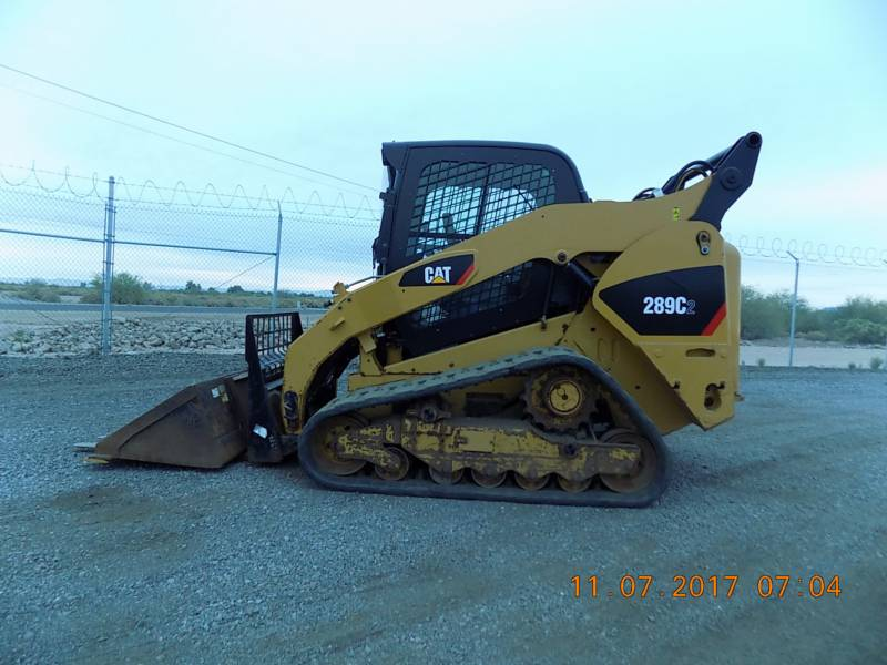 CATERPILLAR CHARGEURS TOUT TERRAIN 289C2 equipment  photo 6