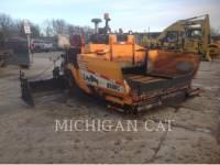 Equipment photo LEE-BOY 8500C ASPHALT PAVERS 1