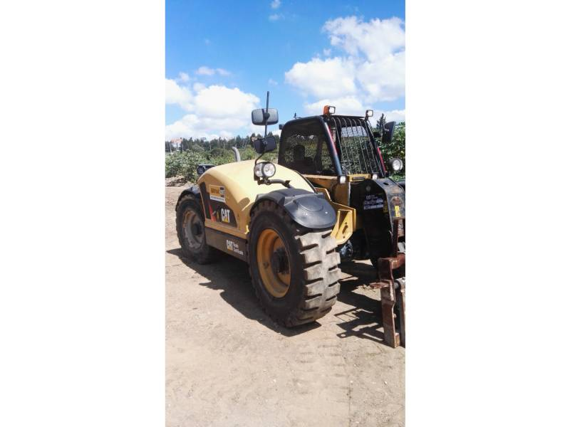 CATERPILLAR TELEHANDLER TH406C equipment  photo 4