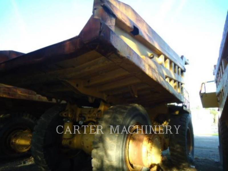 CATERPILLAR TOMBEREAUX RIGIDES POUR MINES 777C equipment  photo 2