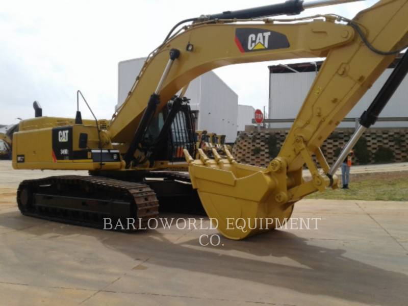 CATERPILLAR PALA PARA MINERÍA / EXCAVADORA 349D equipment  photo 1