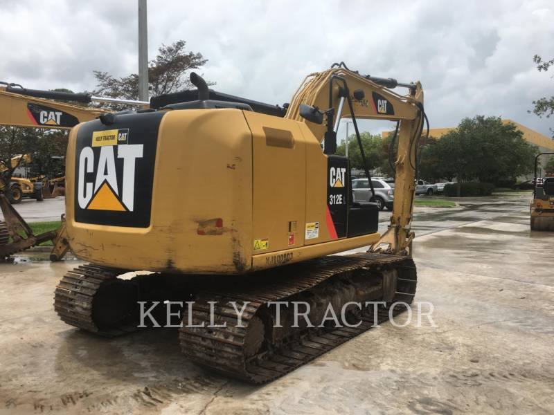 CATERPILLAR KETTEN-HYDRAULIKBAGGER 312EL equipment  photo 6