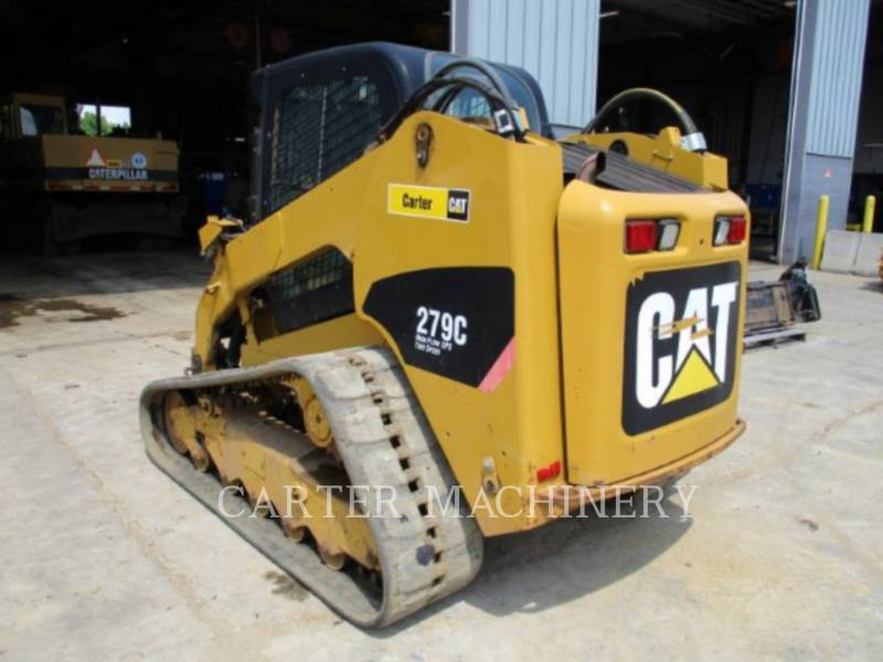 CATERPILLAR CHARGEURS COMPACTS RIGIDES 279C ACHF equipment  photo 4