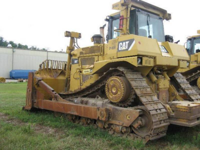 CATERPILLAR TRAKTOR GĄSIENNICOWY KOPALNIANY D9T equipment  photo 3