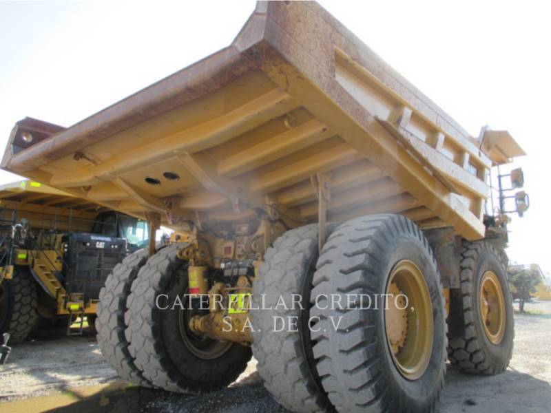 CATERPILLAR TOMBEREAUX DE CHANTIER 777GLRC equipment  photo 7