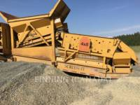MISCELLANEOUS MFGRS  SCREENER 4X8 RASCAL equipment  photo 5