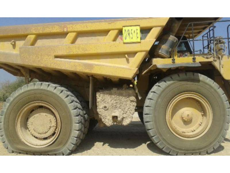 CATERPILLAR TOMBEREAUX RIGIDES POUR MINES 777DLRC equipment  photo 4