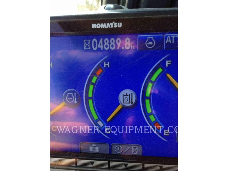 KOMATSU EXCAVADORAS DE CADENAS PC290LC-10 equipment  photo 9