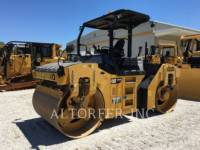 CATERPILLAR TAMBOR DOBLE VIBRATORIO ASFALTO CB54B equipment  photo 1
