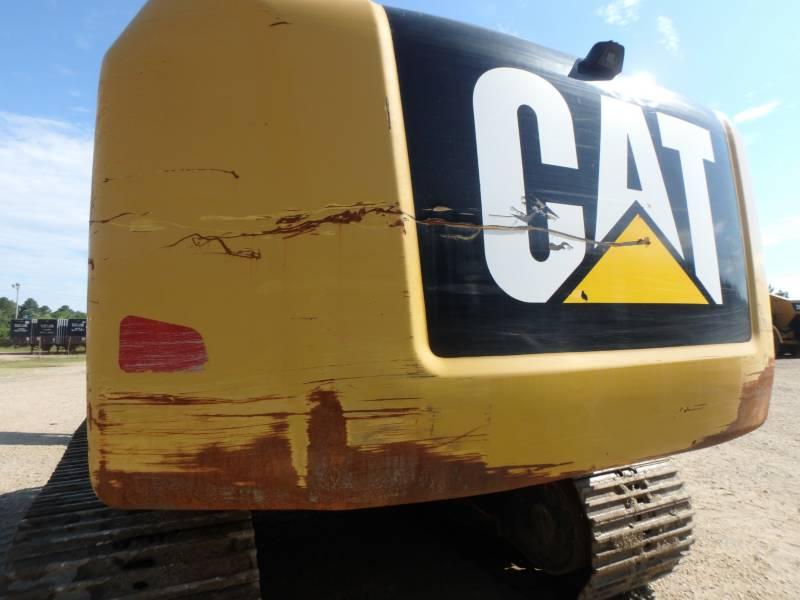 CATERPILLAR PELLES SUR CHAINES 336EL equipment  photo 21