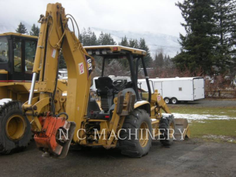 CATERPILLAR RETROEXCAVADORAS CARGADORAS 420D equipment  photo 4