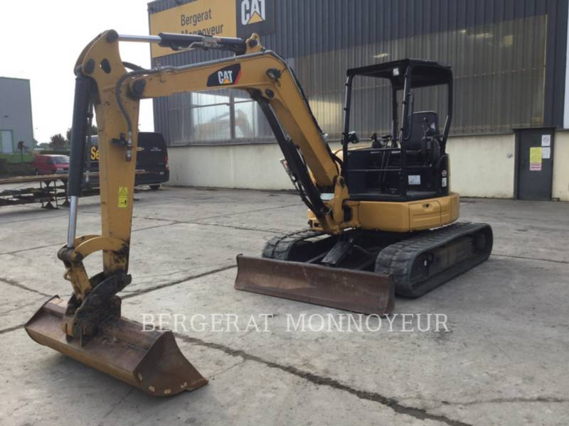 CATERPILLAR PELLES SUR CHAINES 305.5E2 equipment  photo 3