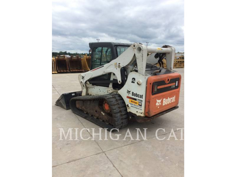 BOBCAT MULTI TERRAIN LOADERS T770 equipment  photo 3