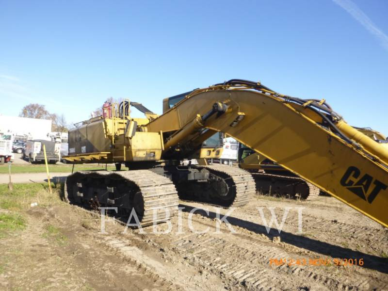 CATERPILLAR TRACK EXCAVATORS 350 equipment  photo 1