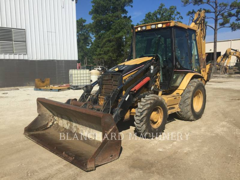 CATERPILLAR RETROESCAVADEIRAS 430D equipment  photo 1