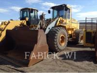 Equipment photo MICHIGAN L180 WHEEL LOADERS/INTEGRATED TOOLCARRIERS 1
