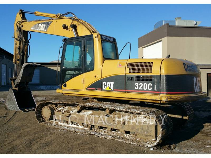 CATERPILLAR EXCAVADORAS DE CADENAS 320C L equipment  photo 3