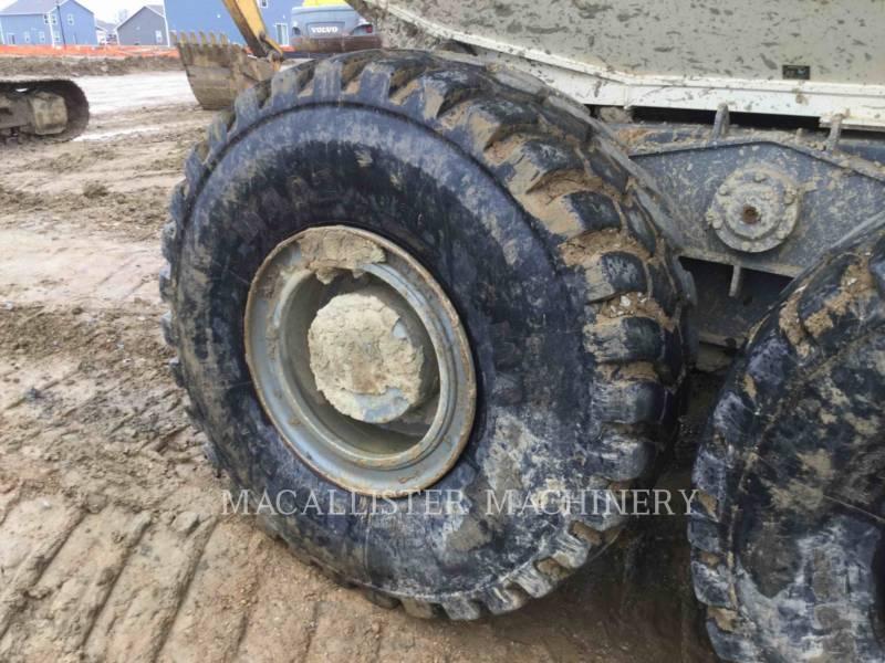 TEREX EQUIP. LTD. ARTICULATED TRUCKS TA300  equipment  photo 9