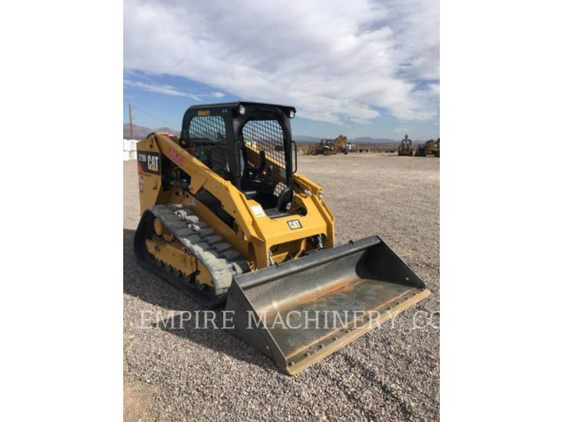 CATERPILLAR SKID STEER LOADERS 279D XPS equipment  photo 1