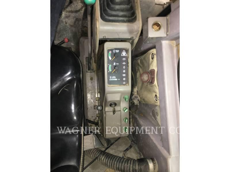 TAKEUCHI MFG. CO. LTD. EXCAVADORAS DE CADENAS TB035 equipment  photo 12
