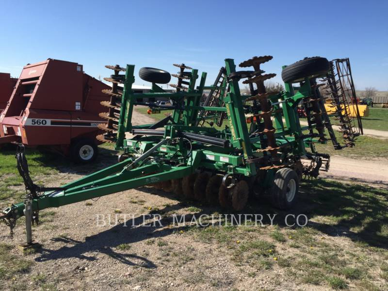 GREAT PLAINS CHARRUE 2200TT equipment  photo 1