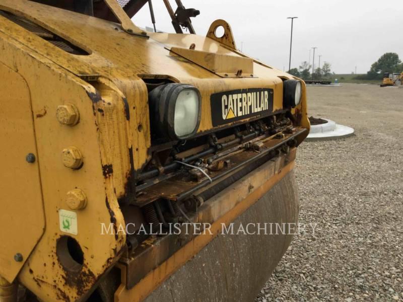 Caterpillar TAMBUR DUBLU VIBRATOR PENTRU ASFALT CB-534D equipment  photo 12