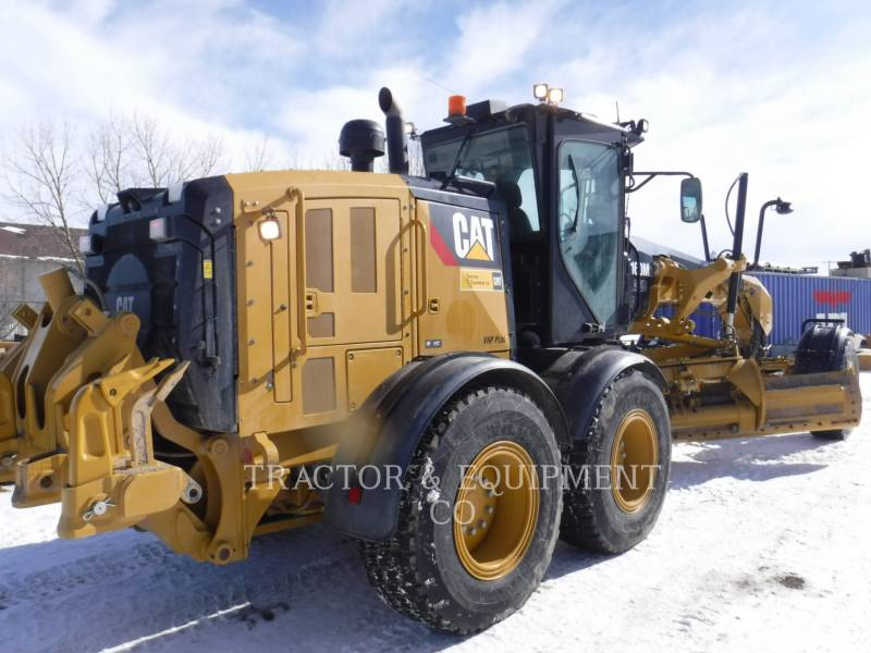 CATERPILLAR MOTORGRADER 160M2AWD equipment  photo 8