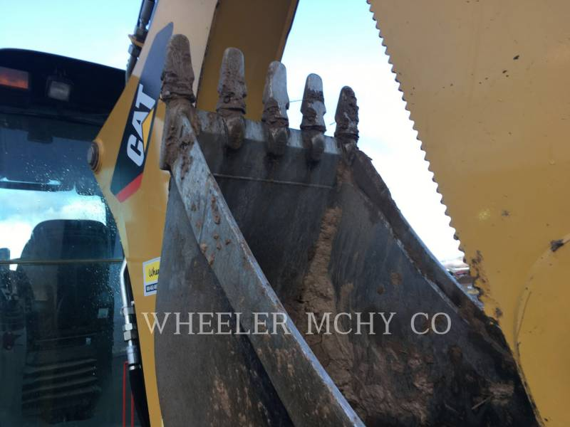 CATERPILLAR CHARGEUSES-PELLETEUSES 420F E MP equipment  photo 7