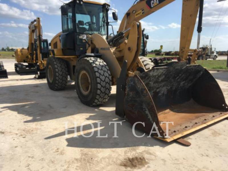 CATERPILLAR WHEEL LOADERS/INTEGRATED TOOLCARRIERS 924K QC equipment  photo 2