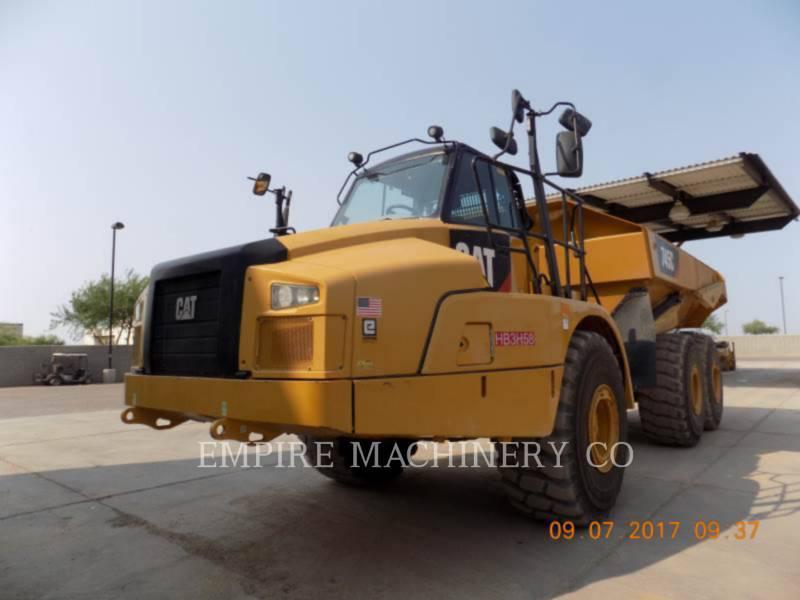 CATERPILLAR MULDENKIPPER 745C equipment  photo 4